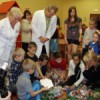 Nadační fond Kapka naděje obdaroval Dětskou kliniku Krajské zdravotní