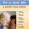 Hra ve vývoji dětí v prvním roce života