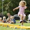 Sportovní hry pro aktivní maminky Maminy Cup 2012