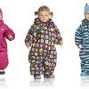 Až se zima zeptá – dětské zimní oblečení pro nejmenší