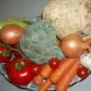 Těhotná vegetariánka