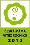 oceneni_ceska mama 2012