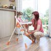 Tipy na tři dětské jídelní židličky od Babypointu, každá je jiná, vyberete si?