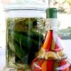 Jak zacházet se sterilovanou zeleninou? Sklenici si po otevření označte a plíseň neoškrabujte