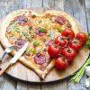Překvapte partnera valentýnskou pizzou